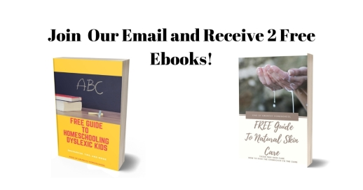 Join Our Email and Receive 2 Free Ebooks!