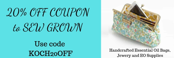 20% OFF COUPON to SEW GROWN